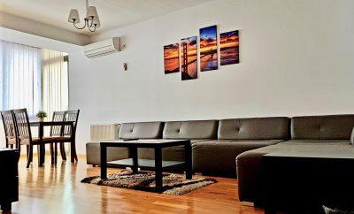 Apartament lux 2 camere Monaco Towers sector 4 Bucuresti inchiriat regim hotelier